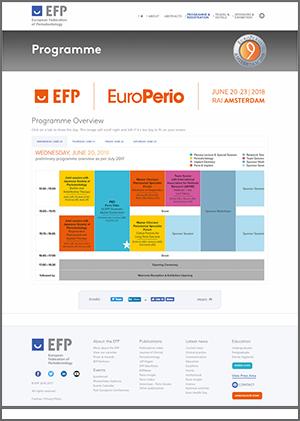 Link zum Europerio 8 Programm