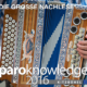 Nachlese – paroknowledge 2016