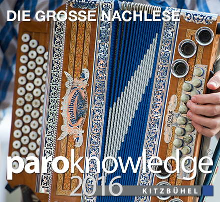 DIE GROSSE NACHLESE – paroknowledge 2016