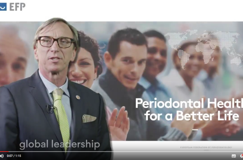 Neuer EFP Präsident aus Österreich – PD Dr. Gernot Wimmer
