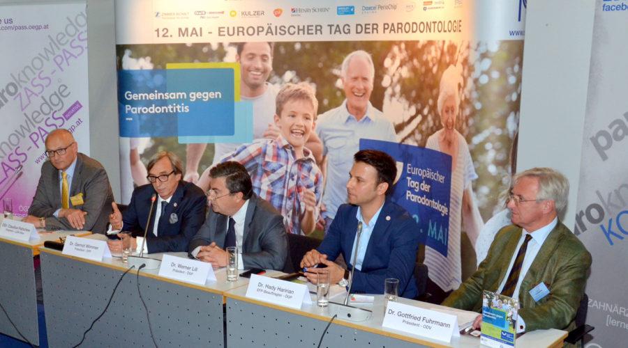 12. Mai – Europäischer Tag der Parodontologie