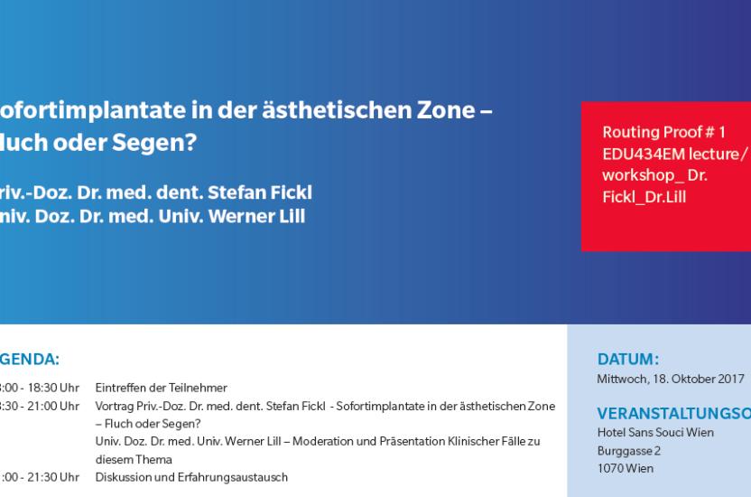 ÖGP Bundesländer Veranstaltung Wien – 18.10.2017