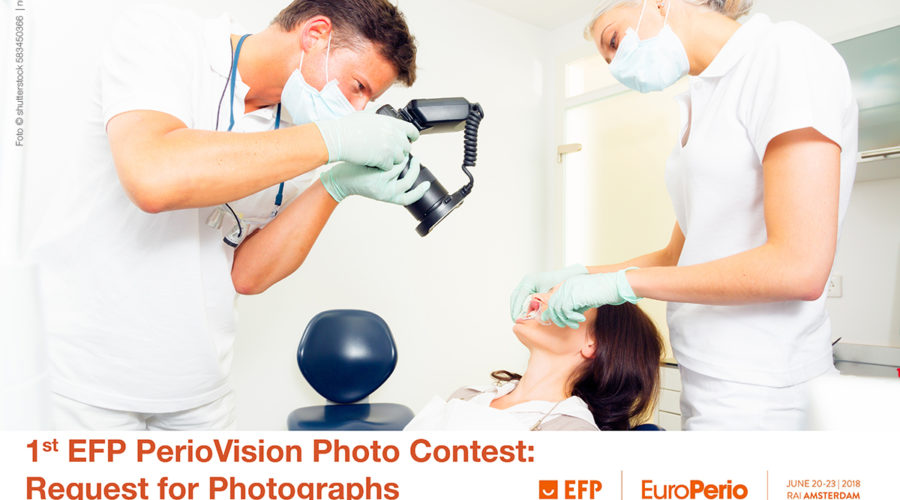 1st EFP PerioVision Photo Contest