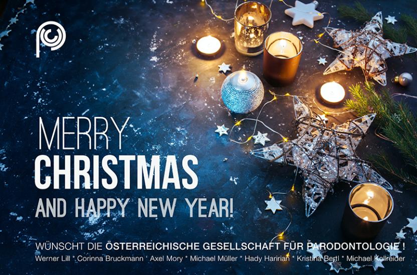 Frohe Weihnachten & Prosit Neujahr 2017 | ÖGP